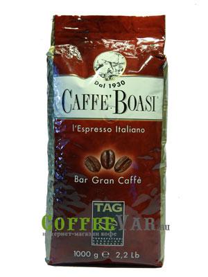 Кофе Boasi в зернах Bar Gran Caffe 1кг