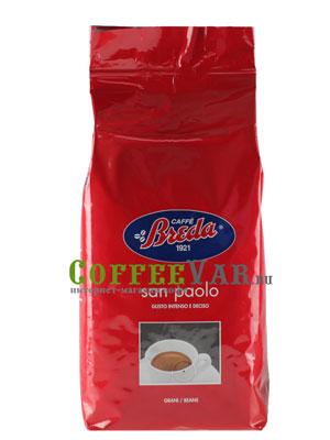 Кофе Breda в зернах San Paolo 1кг