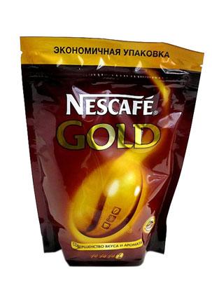 Кофе Nescafe Gold Ergos 95 гр
