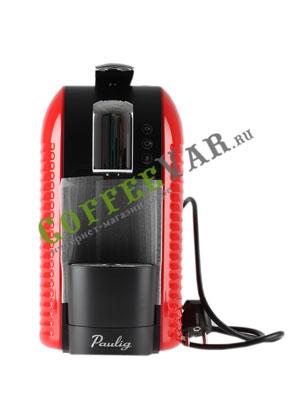 Капсульная кофемашина Paulig Cupsolo Verus Red