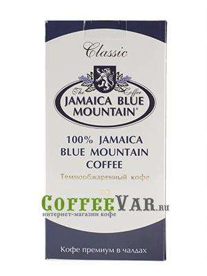 Кофе Jamaica Blue Mountain в чалдах (темная обжарка) 18шт по 7гр