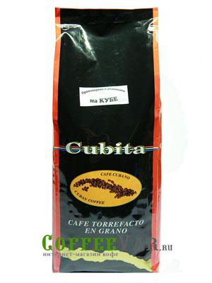 Кофе Cubita в зернах Torrefacto 1кг