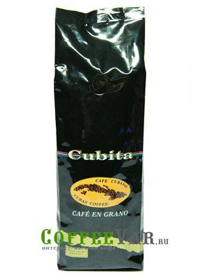 Кофе Cubita в зернах en Grano 250 гр