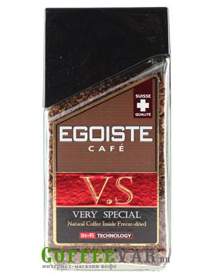 Кофе Egoiste растворимый V.S (ст.б.)