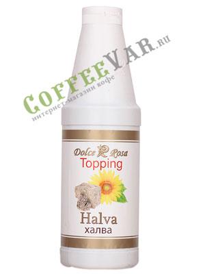 Топпинг Dolce Rosa Халва 1 л