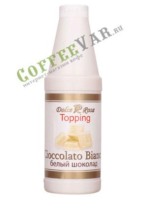Dolce Rosa Белый Шоколад Топпинг 1 л