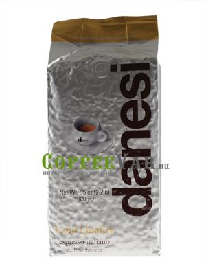 Кофе Danesi в зернах Gold 1кг