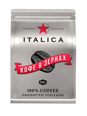 Кофе Italica в зернах 250 гр