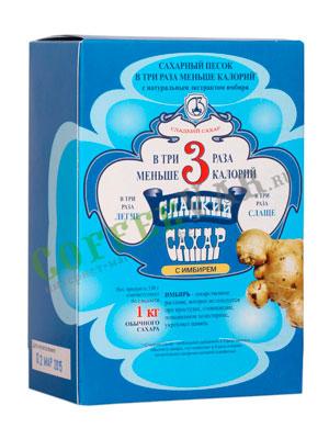 Сахар с имбирем Bionik 330 гр