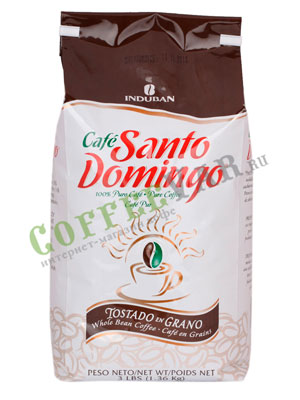 Кофе Santo Domingo в зернах Puro Cafe 1.360 кг