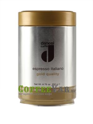 Кофе Danesi молотый Gold 250гр