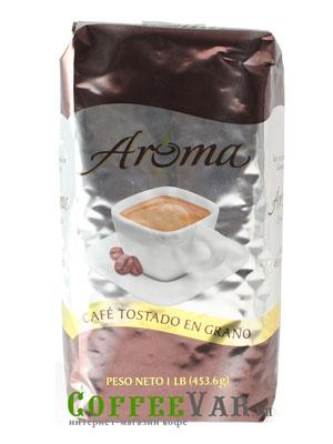 Кофе Santo Domingo в зернах Aroma 454гр