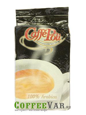 Кофе Poli (Поли) молотый 100% Arabica