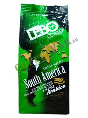 Кофе Lebo в зернах Америка 250 гр