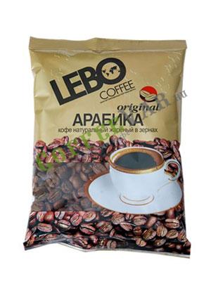 Кофе Lebo в зернах Оригинал 100 гр