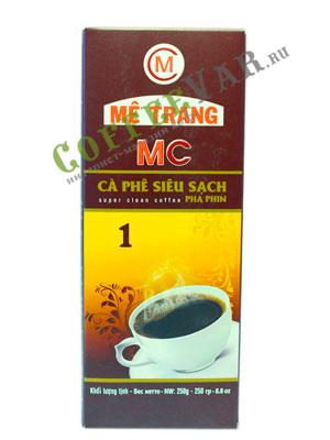 Кофе молотый Me Trang MC1 250гр