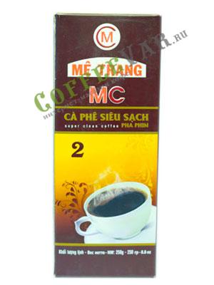Кофе молотый Me Trang MC2 250гр