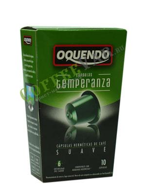 Кофе в капсулах Oquendo Temperanza для Nespresso