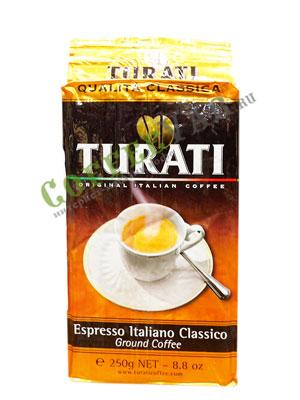 Кофе Turati молотый Classica 250 гр