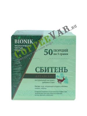Сахар Bionik Сбитень алтайский 50 стиков
