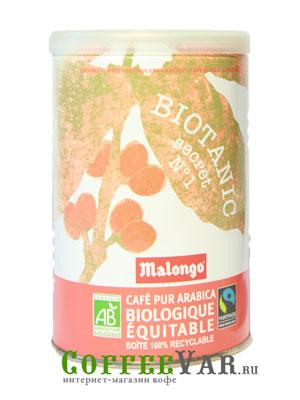 Кофе Malongo молотый Biotanic 250гр