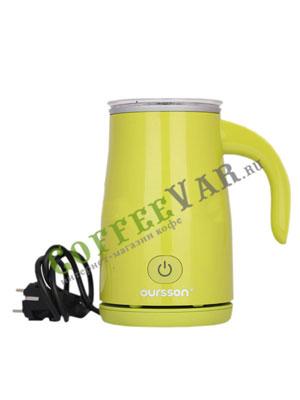 Молоковзбиватель Oursson MF2500/GA (зеленое яблоко)