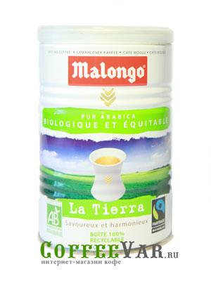 Кофе Malongo молотый Bio 250гр