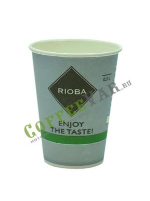 Бумажные стаканы для кофе Rioba 300 мл/50 шт