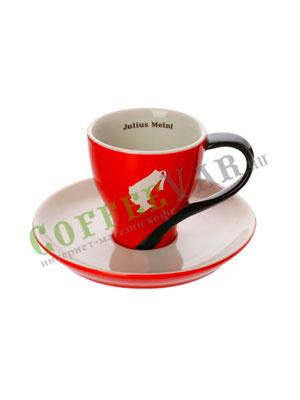 Чашка+Блюдце Julius Meinl 80 мл эспрессо