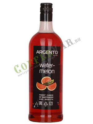 Сироп Argento Арбуз 1 литр