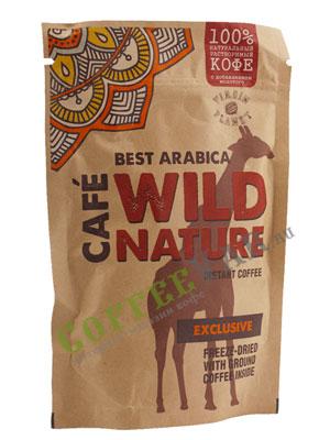 Кофе Wild Nature Exclusive растворимый 75 гр