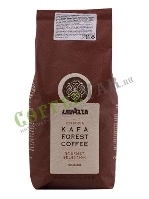Кофе Lavazza в зернах Kafa Forest 500 гр