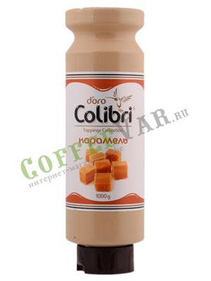 Топпинг Colibri D'oro Карамель 1 л