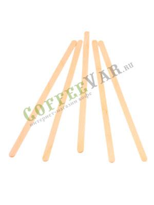 Размешиватель деревянный 180 мм (1000 шт)
