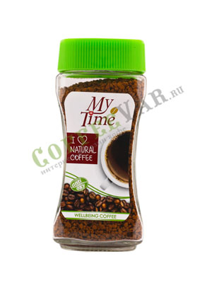 Кофе My Time Anti-Oxy растворимый ст. б.  95 гр
