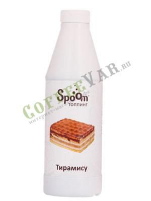 Топпинг Spoom Тирамису 1 л