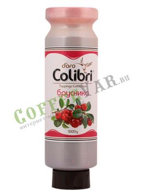 Топпинг Colibri D'oro Брусника 1 кг