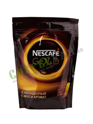 Кофе Nescafe Gold 150 гр пакет