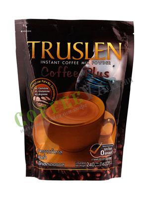 Кофе Truslen Coffee Plus 15 пакетиков по 16 гр