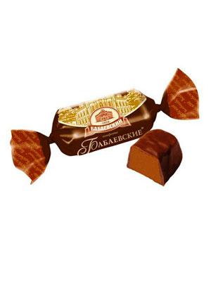 Конфеты Бабаевские Шоколадный вкус