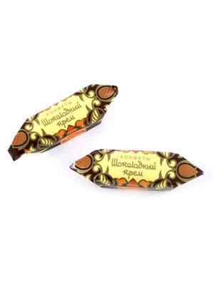 Конфеты Красный Октябрь Шоколадный крем