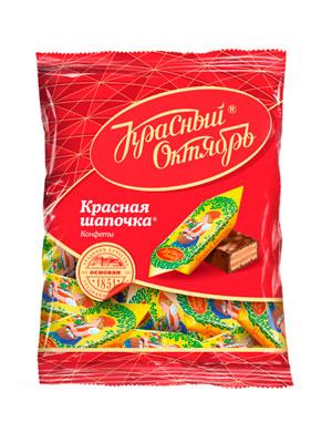 Конфеты Красный Октябрь Красная Шапочка фас. 250 гр