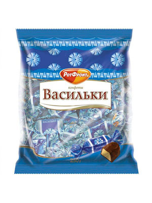 Конфеты Рот Фронт Васильки фас. 250 гр
