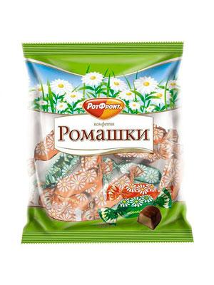 Конфеты Рот Фронт Ромашки фас. 250 гр
