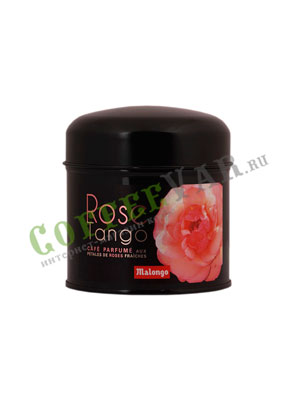Кофе Malongo молотый Rose Tango