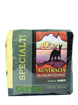 Кофе Australia Skybury в зернах 500 гр