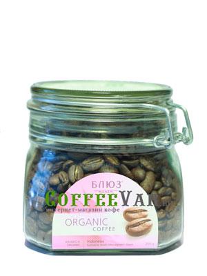 Органический кофе в зернах Indonesia Sumatra 200 гр