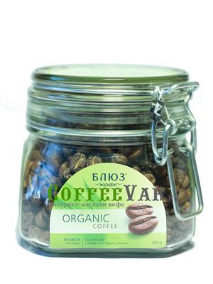 Органический кофе в зернах Guatemala Cames 200 гр