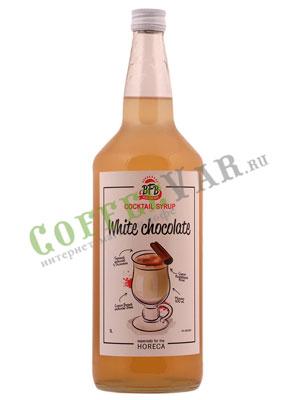 Сироп BFB Белый шоколад 1 л