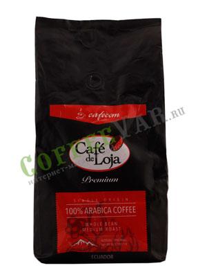 Кофе Cafecom в зернах Cafe de Loja Premium 1 кг